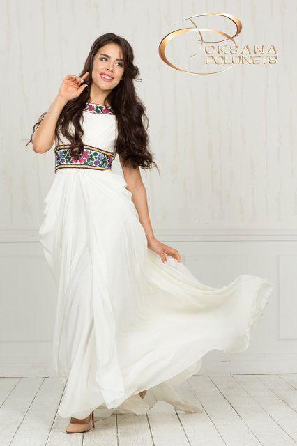 ad67690f23b2ef Весільні сукні в українському стилі | Свадебный каталог