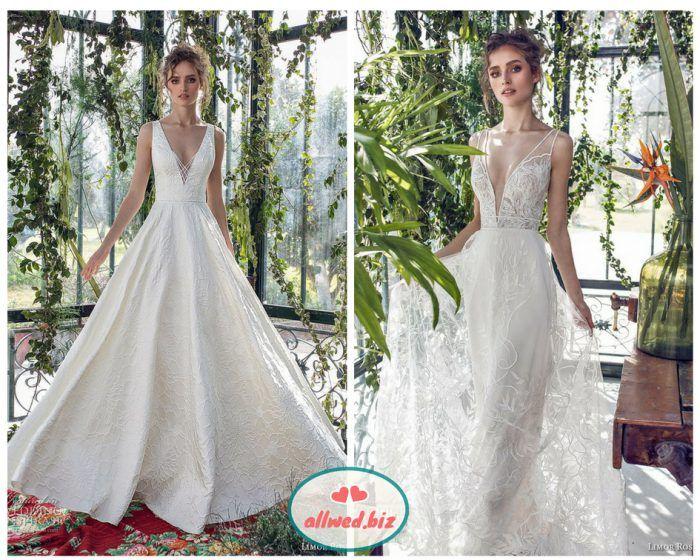 ac46fc427cdc71 Спина сукні, всупереч традиціям, теж може бути відкритою. Такі моделі весільних  суконь точно сподобаються впевненим в собі нареченим.