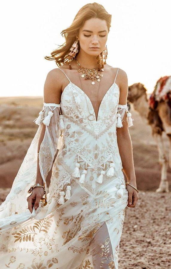Образ невесты на лето  красивые и модные идеи на свадьбу 2020