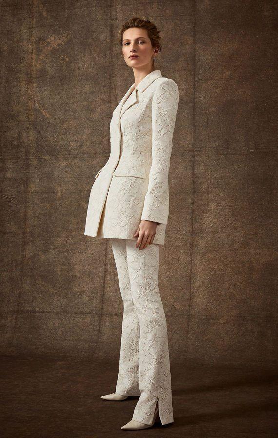 Свадебные костюмы от Danielle Frankel. Самые красивые свадебные коллекции сезона весна-лето — 2020