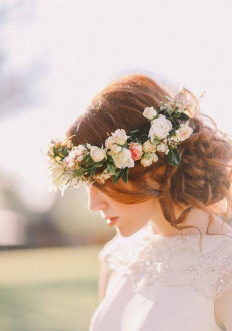 Свадебные украшения для невесты своими руками: заколка, гребень, повязка